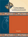 Concordia Curriculum Guide - Grade 6 Math (ebook Edition)