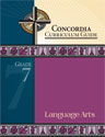 Concordia Curriculum Guide - Grade 7 Language Arts (ebook Edition)