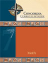 Concordia Curriuclum Guide - Grade 7 Math