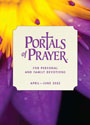 Portals of Prayer, regular size, April-June edition