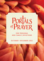 Portals of Prayer, regular size, Oct-Dec edition