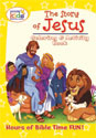 [NQP] The Story of Jesus Coloring and Activity Book