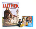 Martin Luther Graphic Novel Gift Set