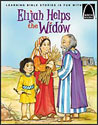 Elijah Helps a Widow - Arch Books