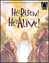 He's Risen! He's Alive! - Arch Books
