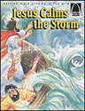 Jesus Calms the Storm - Arch Books