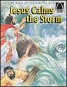 Jesus Calms the Storm - Arch Books