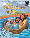 The Great Catch of Fish - Arch Books