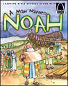 A Man Named Noah - Arch Books