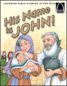 His Name Is John! - Arch Books