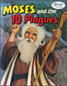 Moses and the 10 Plagues - One in Christ Bible Story Book
