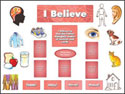 I Believe Bulletin Board