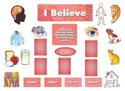I Believe Bulletin Board