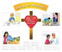 Love Your Neighbor Bulletin Board