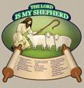 The Lord Is My Shepherd Bulletin Board