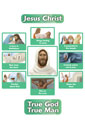 True God True Man Bulletin Board