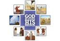 God Blesses His Disciples Bulletin Board