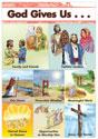 God Gives Bulletin Board