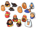 One in Christ - Finger Puppet Set