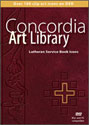 Concordia Art Library: DVD Lutheran Service Book Icons - Downloadable