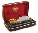 4-Cup Pastor's Communion Set