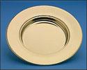 Brasstone Aluminum Bread Plate