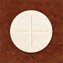 "White Celebrant Communion Wafers 2-3/4"" (Box of 50)"