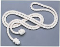 12' White Rope Benedictine Cincture