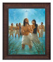 Baptism of Jesus (Hunt)