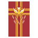 Confirmation/Pentcost Banner - 3x5