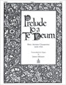 Prelude to a Te Deum