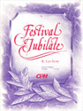 Festival Jubilate (Full Score)