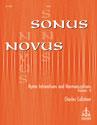 Sonus Novus, Vol. 4