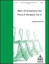 Hymn Arrangements for Piano and Handbells, Vol. 2 (Handbell Part)