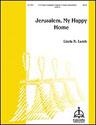 Jerusalem, My Happy Home (Lamb)