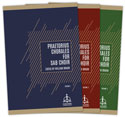 Praetorius Chorales for SAB Choir, Set of Three Volumes