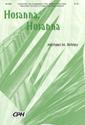 Hosanna, Hosanna (Choral Score)