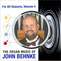 For All Seasons CD, Volume 4