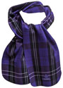 Plaid Fleece Scarf