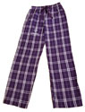 LWML Purple Plaid Pants