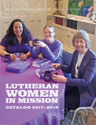 Lutheran Women in Mission Catalog 2017-2018