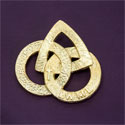 Membership Pin Gold Tone