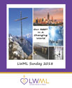 "LWML 2018 Sunday Bulletins with Envelopes - 8.5"" x 14"" (Pack of 50)"