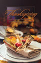 Standard Thanksgiving Bulletin: Thou preparest a table before me…. - Ps 23:5