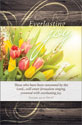 Standard Funeral Bulletin: Everlasting Joy