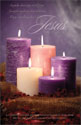 Standard Advent Bulletin: Jesus Our Hope is Born