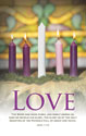 Standard Advent Bulletin: Love