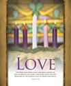 Premium Advent Bulletin: Love