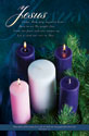 Standard Advent Bulletin: Jesus - Matt. 1:21