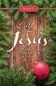 Standard Christmas Bulletin: Call Him JESUS - Matt 1: 21